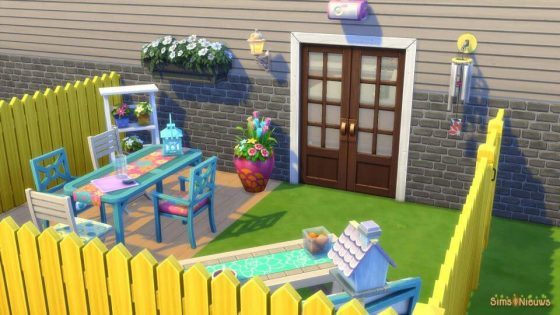 SN Review: De Sims 4 Achtertuin Accessoires - Koop- en Bouwmodus