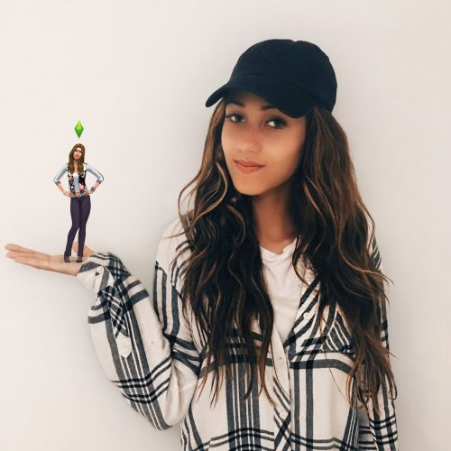 Skylar Stecker is met haar single Crazy Beautiful te horen in De Sims 4 Kinderkamer Accessoires