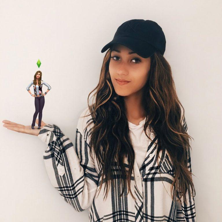 Skylar Stecker is met haar single Crazy Beautiful te horen in De Sims 4 Kinderkamer Accessoires