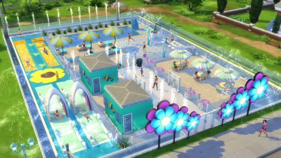 Galerie in de schijnwerper: 5 kavels uit De Sims 4 Achtertuin Accessoires waar we dol op zijn! - Aqua-Land