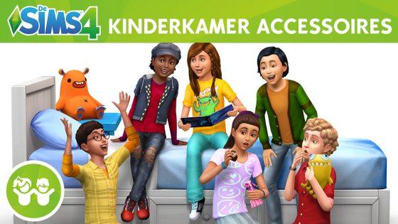 Community blog: Ben je een kind in hart en nieren? Zorg dat je De Sims 4 Kinderkamer Accessoires niet mist!