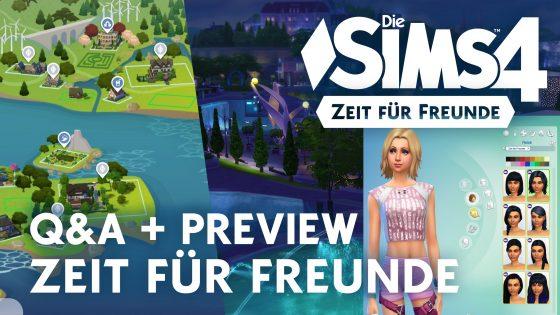 De Sims 4 Beleef het Samen: Alle previews op een rijtje!