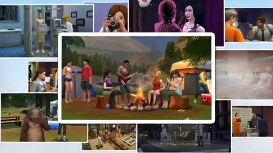 De Sims 4 Beleef het Samen: Volledige Gamescom presentatie!