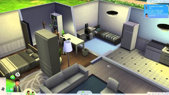 De Sims 4: gameplay! Hands-On