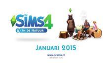De Sims 4 In de Natuur: Nederlandse Trailer!