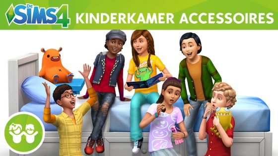 De Sims 4 Kinderkamer accessoires aangekondigd!