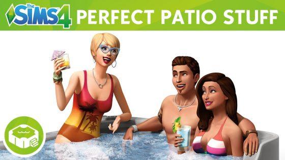 De Sims 4 Perfecte Patio accessoires nu verkrijgbaar!
