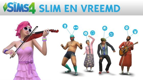 De Sims 4: Slimmer en Maffer officiële gameplay trailer