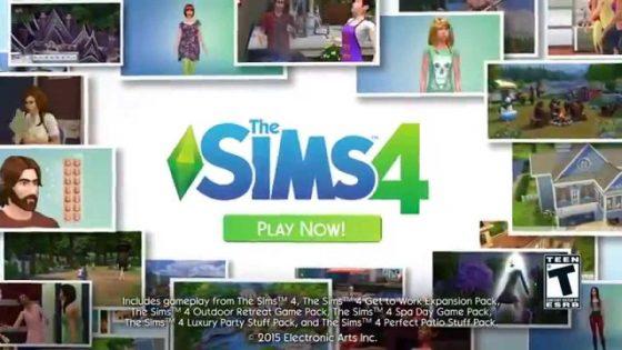 De Sims 4: You Rule promotie video