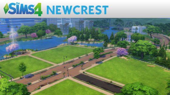 Community blog: De wereld van Newcrest komt naar De Sims 4