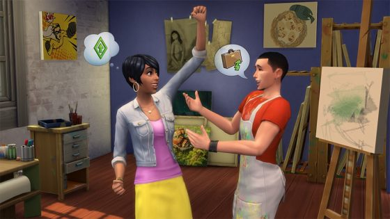 Community blog: Krijg alles onder de knie! De Sims 4 Driedubbele Boostweek: Vaardigheden en Carrières is Live