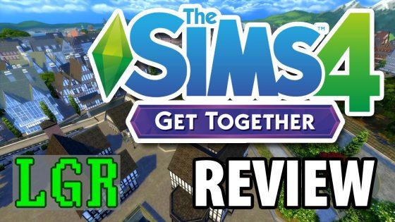 LGR: De Sims 4 Beleef het Samen review