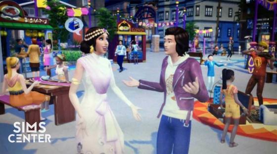 Gerucht: Is dit de eerste echte afbeelding van De Sims 4 Stedelijk Leven?