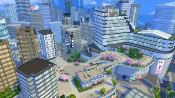 De Sims 4 Stedelijk Leven: San Myshuno