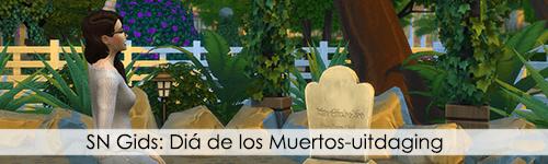 SN Gids: Diá de los Muertos-uitdaging