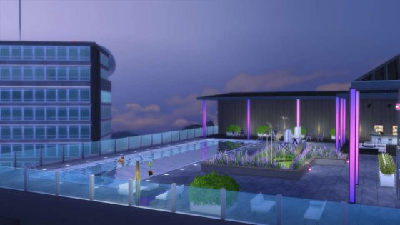 De Sims 4 Stedelijk Leven: Appartementen