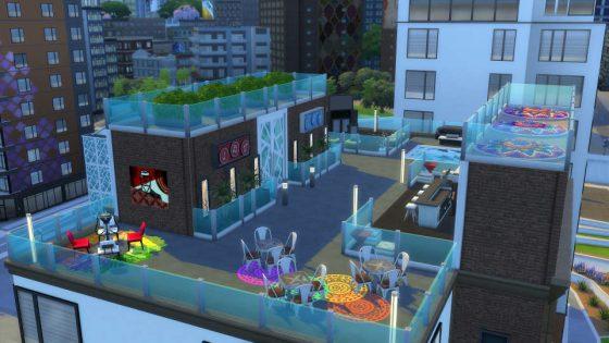 De Sims 4 Stedelijk Leven: Koop- en Bouwmodus