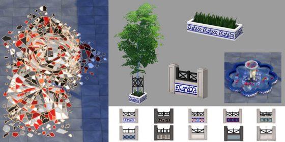 De Sims 4 Stedelijk Leven: Concept Art van Emily Zeinner