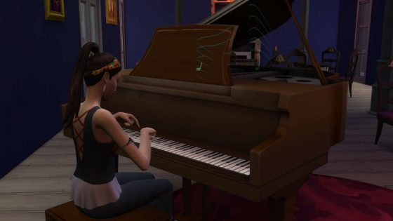 Piano met zingen combineren