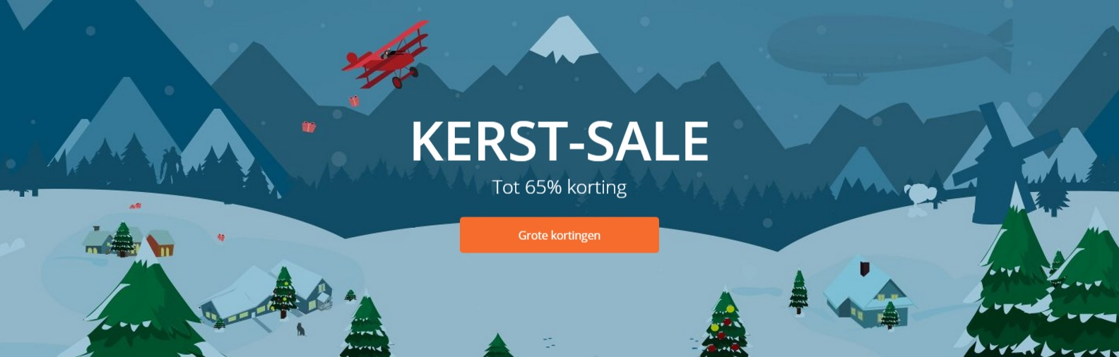 Origin: Kerst Sale