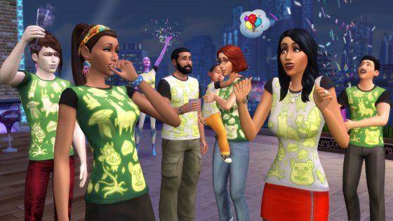 De Sims vieren hun 17-jarig jubileum!