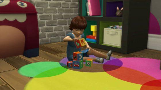 Peuters - Kleine Onderwijzer Bouwblokken