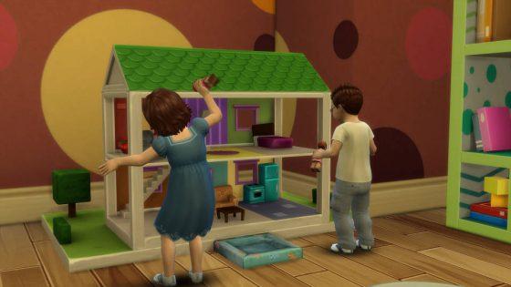 SN Gids voor De Sims 4: Peuters
