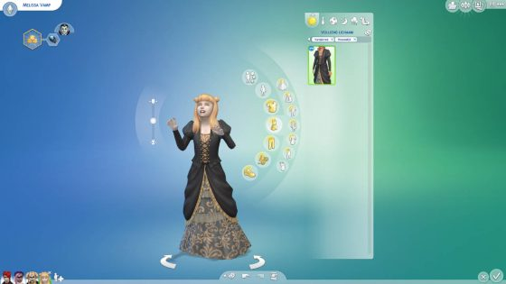 SN Review: De Sims 4 Vampieren - Creëer-een-Sim