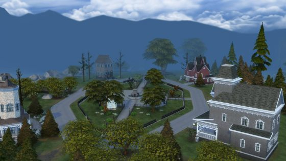 SN Review: De Sims 4 Vampieren - Forgotten Hollow