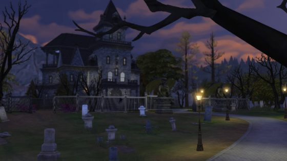 SN Review: De Sims 4 Vampieren