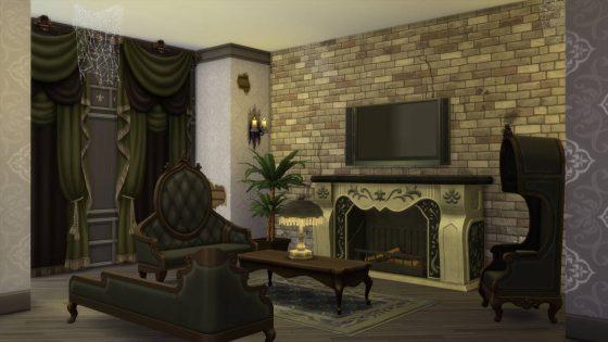 SN Review: De Sims 4 Vampieren - Koop- en Bouwmodus