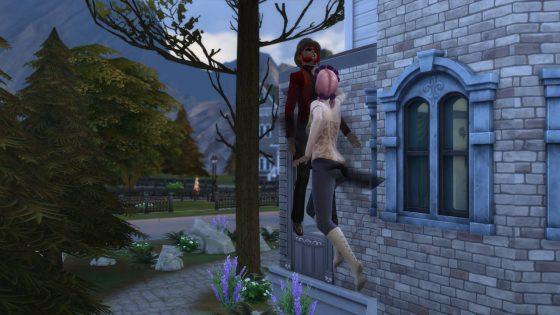 SN Review: De Sims 4 Vampieren - Sparren