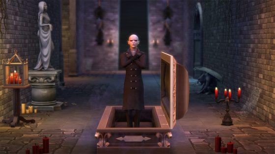 6 dingen om je te verheugen op het De Sims 4 Vampieren Game Pack