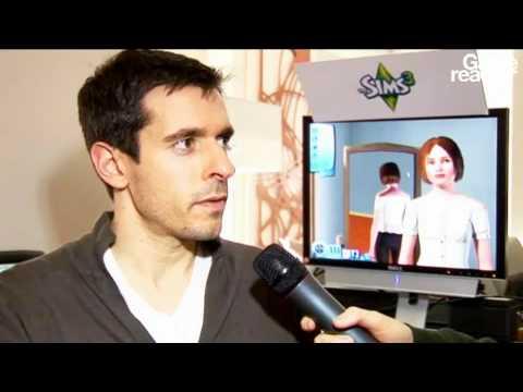 Ben Bell over Sims 3 op de GDC 2009