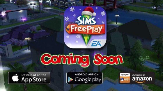 De Sims 3 Freeplay: Feestdagen update komt binnenkort