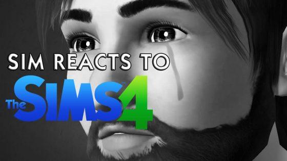 De Sims 3 reageert op De Sims 4