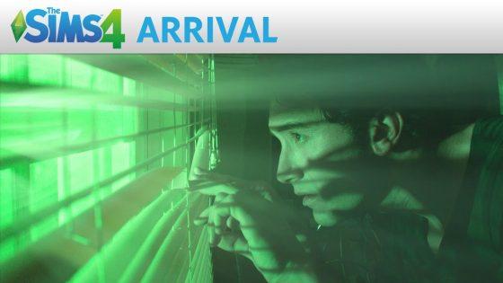 Easter Eggs in De Sims 4 Arrival Trailer