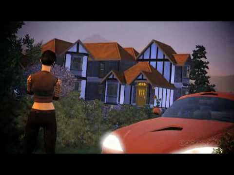 Gamespot preview van Sims 3
