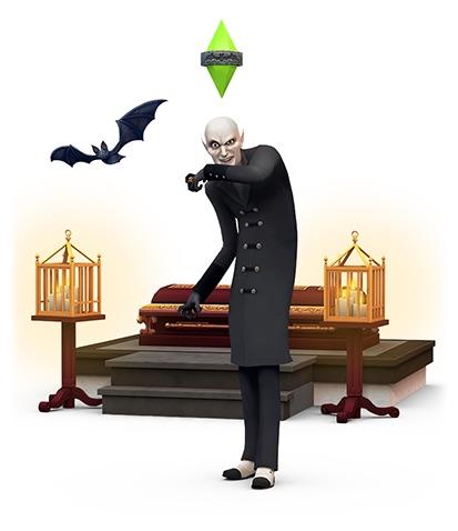 Griezelige Vampier