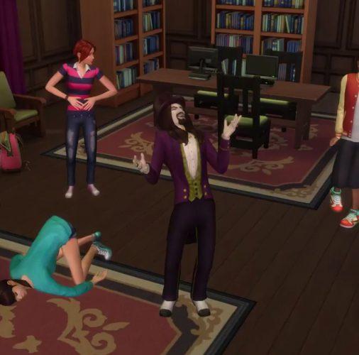 De Sims 4 Vampieren: Vampierkrachten video