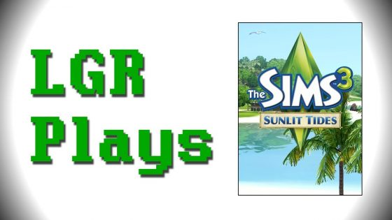 Lazy Game Reviews speelt Sunlit Tides voor De Sims 3