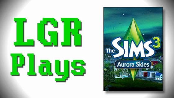 LazyGamesReviews: De Sims 3 Aurora Skies