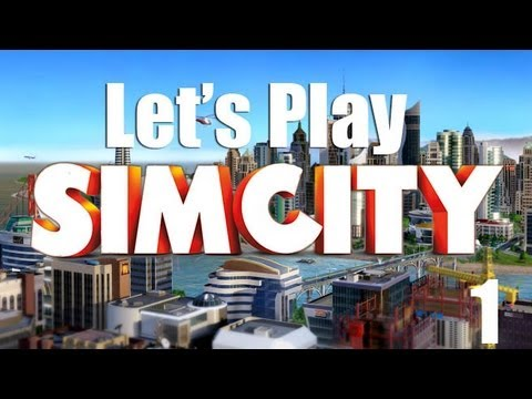 Let's Play SimCity