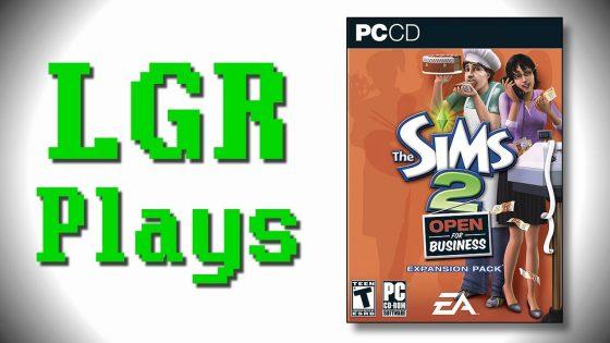 LGR Plays – De Sims 2 Gaan Het Maken