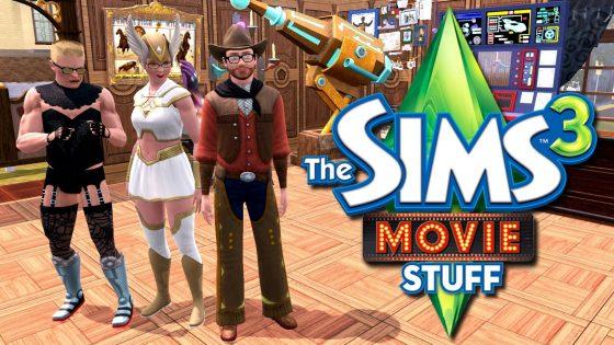 LGR Plays – De Sims 3 Film Accessoires review