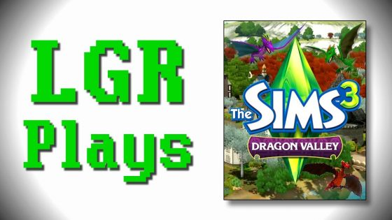 LGR Play's – The Sims 3 Dragon Valley