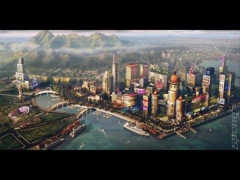 Simcity: nieuwe gameplay video