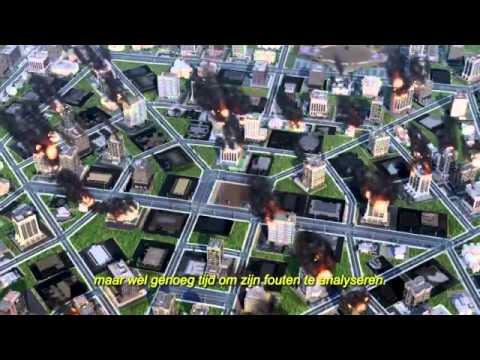 Simcity: Rampen trailer – NL versie
