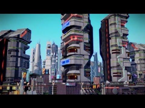SimCity Steden van de Toekomst aankondigings trailer