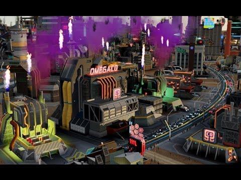 SimCity Steden van de Toekomst: Developer gameplay walktrough video